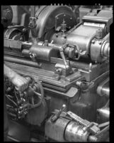 National Auto Shop machinery, 1930-1950
