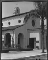 Pierce Brothers Mortuary, Los Angeles, 1925-1939