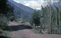 Chile - Mountain scene, between 1966-1967