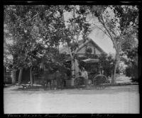 Ranch house at Yuma Heights, Yuma 1912