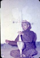 Rebab Postion R. Ng. Tjakrawasita, Java, 1957