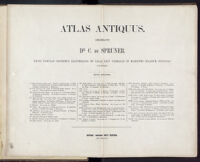 Atlas Antiquus